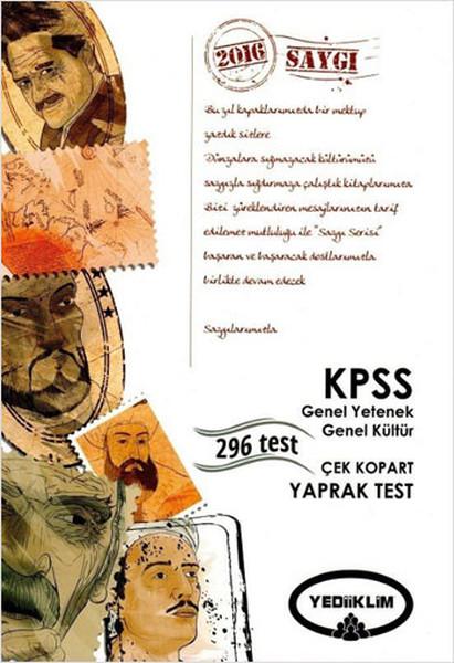 Yediiklim KPSS Genel Yetenek-Genel Kültür Bireysel Çek Kopart Yaprak Test.pdf