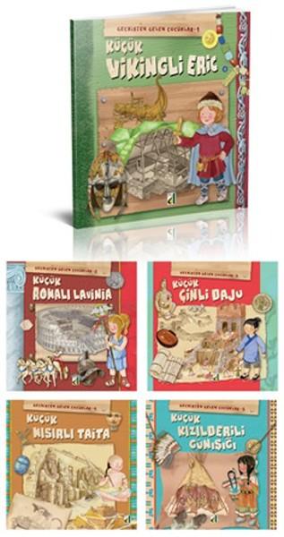 Geçmişten Gelen Çocuklar Serisi (5 Kitap Takım).pdf