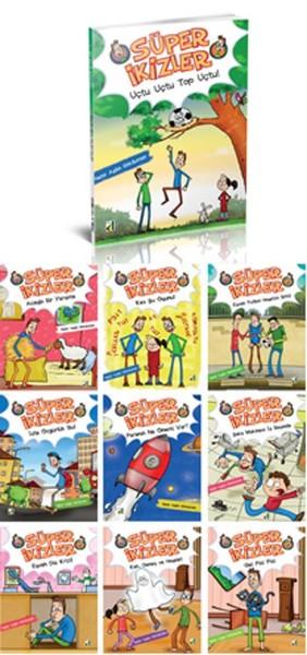 Süper İkizler (10 Kitap Takım).pdf