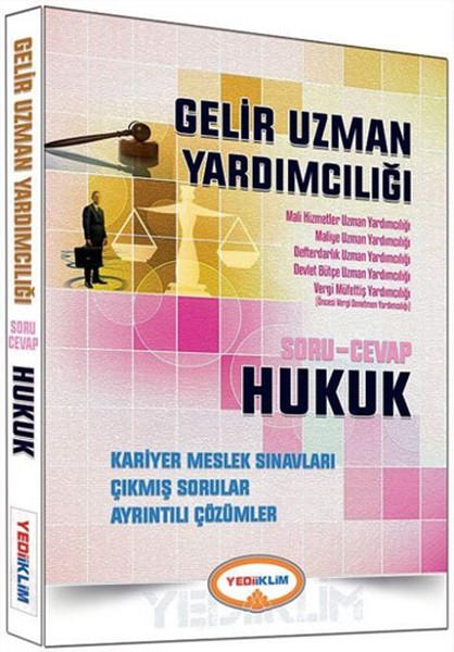 Yediikllim Gelir Uzman Yardımcılığı Hukuk Soru-Cevap.pdf