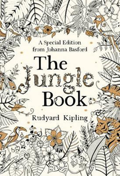 The Jungle Book: A Special Edition from Johanna Basford (Gift Colouring Book).pdf