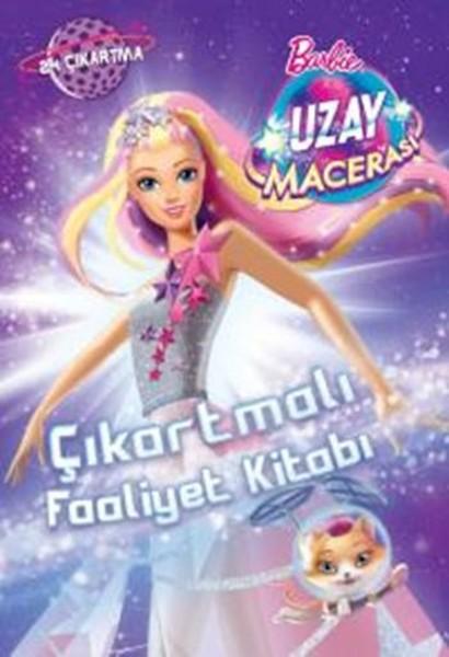 Barbie Uzay Macerası - Çıkartmalı Faaliyet Kitabı.pdf