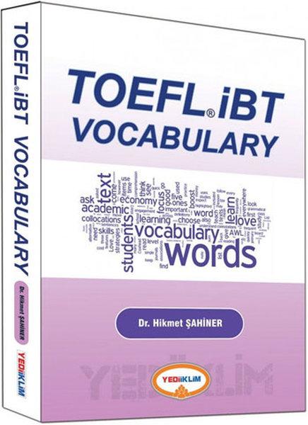 Yediiklim TOEFL İBT Vocabulary Words.pdf