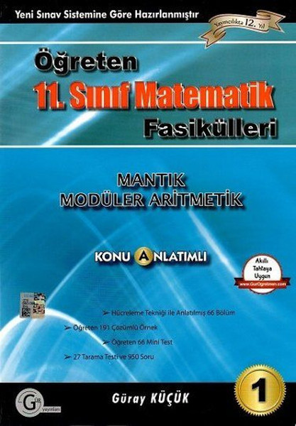 Öğreten 11. Sınıf Matematik Fasikülleri Mantık Modüler Aritmetik.pdf
