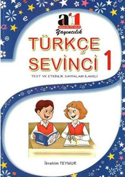 A1 Yayınları 1.Sınıf Türkçe Sevinci Sayfa Testleri.pdf