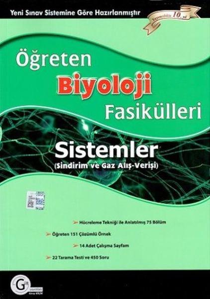 Öğreten Biyoloji Fasikülleri Sistemler - Sindirim ve Gaz Alışverişi.pdf