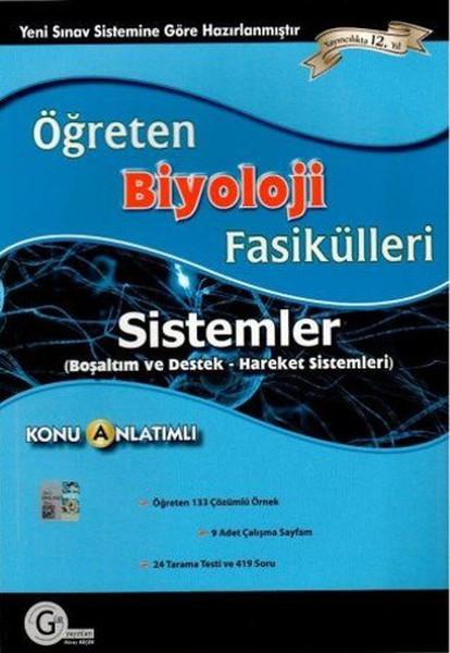 Öğreten Biyoloji Fasikülleri Sistemler - Boşaltım ve Destek Hareket Sistemleri.pdf