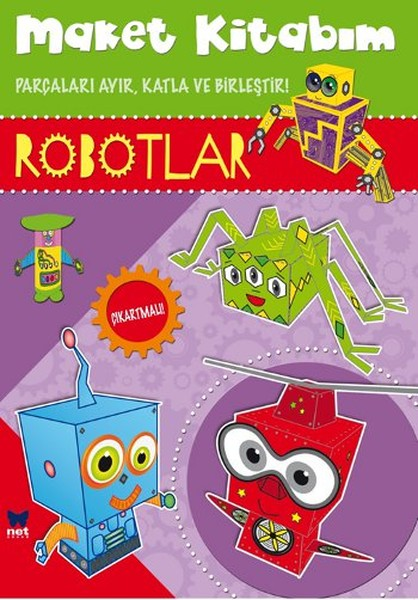 Maket Kitabım - Robotlar.pdf