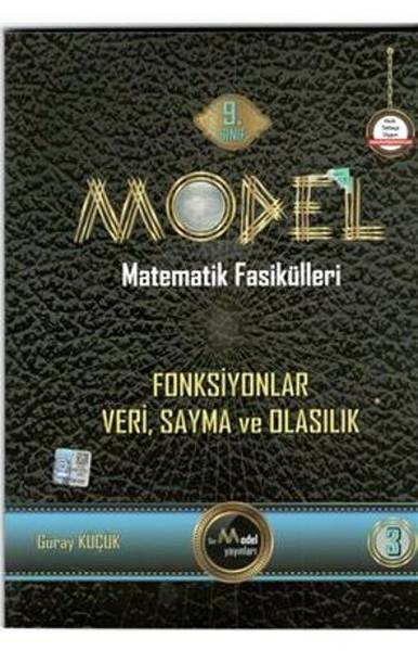 Model Matematik Fasikülleri 9. Sınıf Fonksiyonlar - Veri - Sayma ve Olasılık.pdf