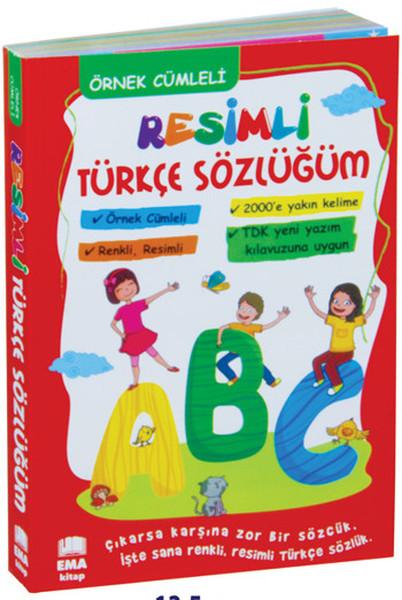 Resimli Türkçe Sözlüğüm - Örnek Cümleli.pdf
