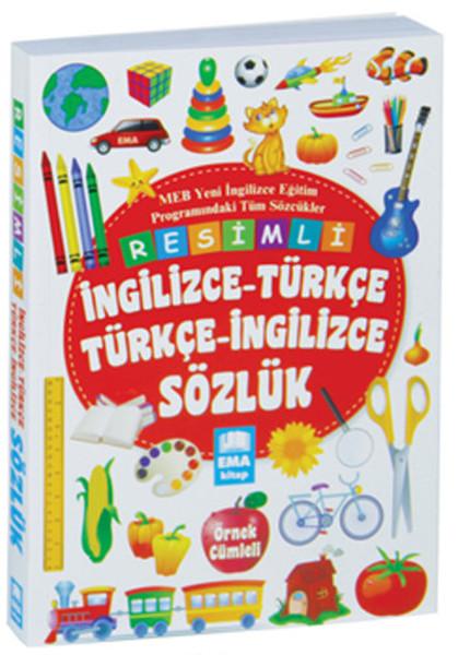 Resimli İngilizce - Türkçe Türkçe İngilizce Sözlük Örnek Cümleli.pdf