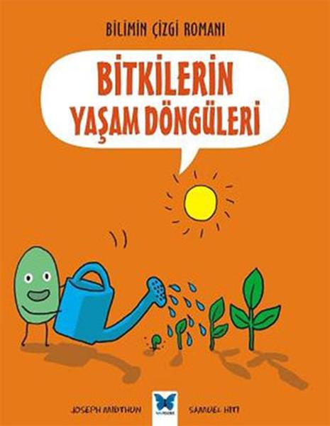 Bilimin Çizgi Romanı - Bitkilerin Yaşam Döngüleri.pdf