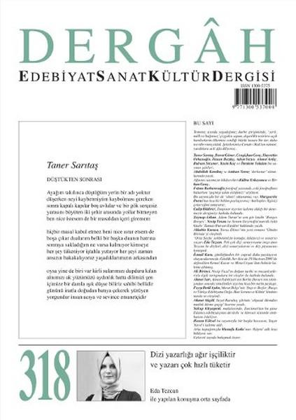 Dergah Edebiyat Sanat Kültür Dergisi Sayı 318.pdf
