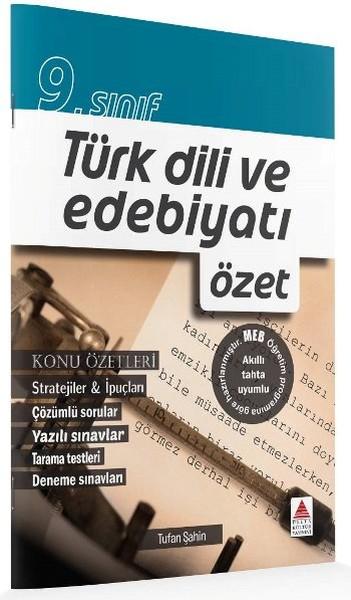 9. Sınıf Türk Dili ve Edebiyatı Özet.pdf