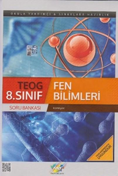 FDD 8.Sınıf TEOG Fen Bilimleri Soru Bankası.pdf