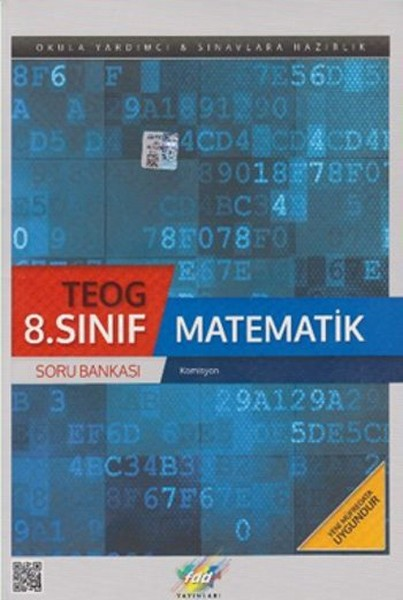 FDD 8.Sınıf TEOG Matematik Soru Bankası.pdf