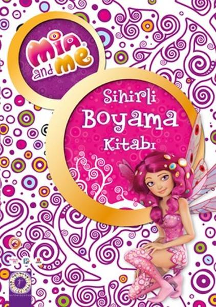 Sihirli Boyama Kitabı - Mia and Me.pdf