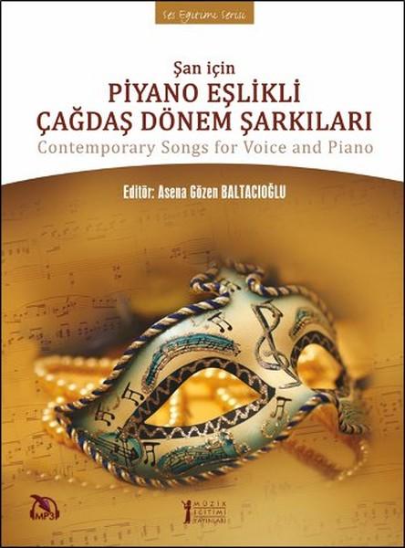 Şan İçin Piyano Eşlikli Çağdaş Dönem Şarkıları.pdf