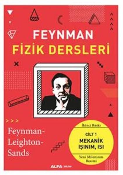 Feynman Fizik Dersleri 1 - Mekanik Işınım Isı.pdf