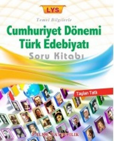 Palme LYS Cumhuriyet Dönemi Türk Edebiyatı Soru Kitabı.pdf