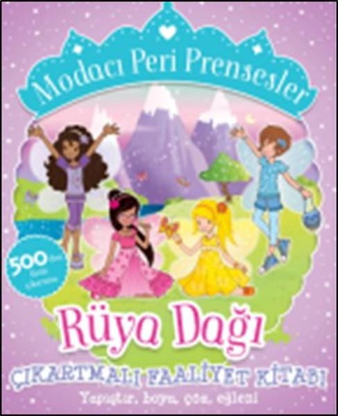 Modacı Peri Prensesler-Rüya Dağı Çıkartmalı Faaliyet Kitabı.pdf