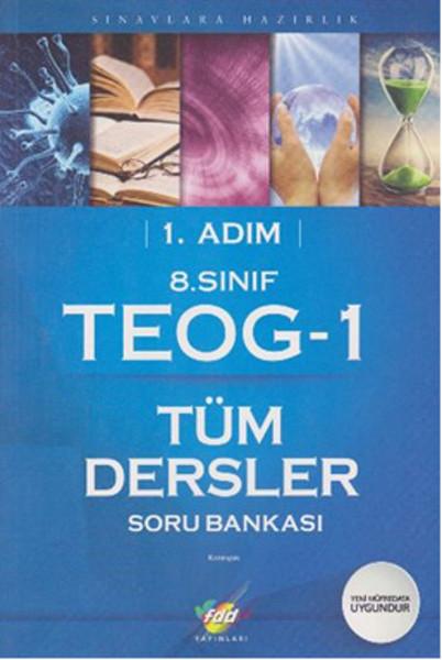 8. Sınıf 1. Adım TEOG-1 Tüm Dersler Soru Bankası.pdf