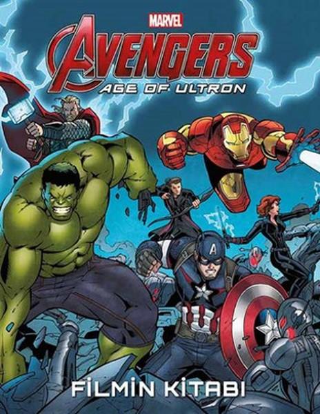 Marvel Avengers Age Of Ultron-Filmin Kitabı.pdf