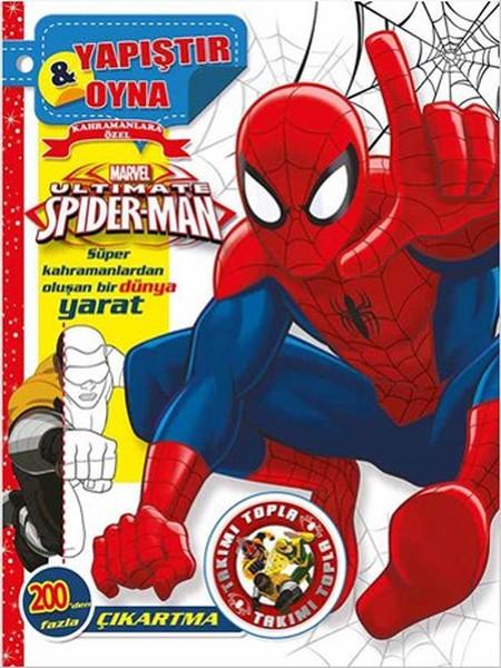 Marvel Ultimate Spiper-Man-Yapıştır ve Oyna.pdf