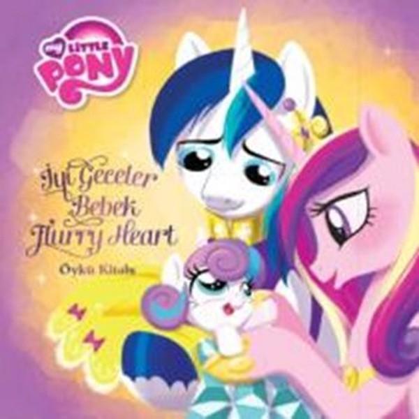 My Little Pony-İyi Geceler Bebek Furry Heart Öykü Kitabı.pdf