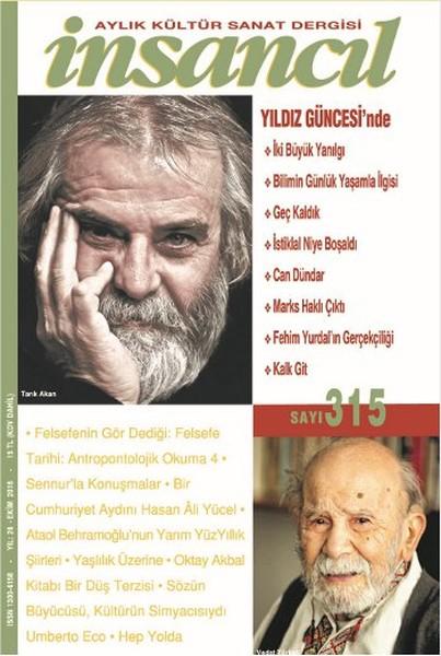İnsancıl Aylık Kültür ve Sanat Dergisi Sayı: 315.pdf