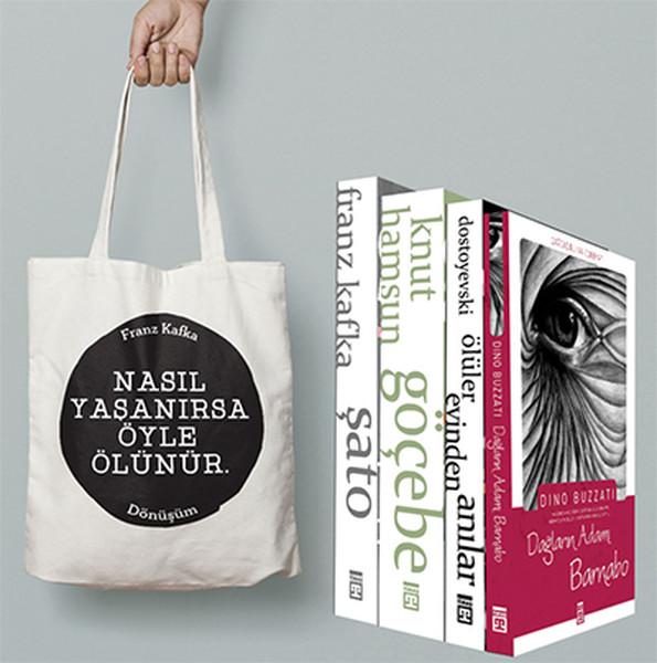 Dünya Edebiyatı Seti 4 Kitap Takım - Nasıl Yaşanırsa Çantası Hediyeli.pdf