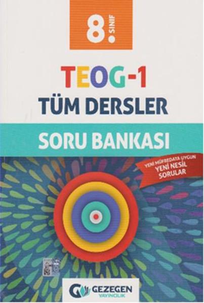 8. Sınıf TEOG-1 Tüm Dersler Soru Bankası.pdf