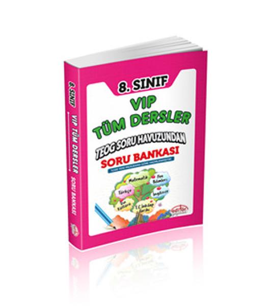 8. Sınıf VIP Tüm Dersler Soru Bankası.pdf