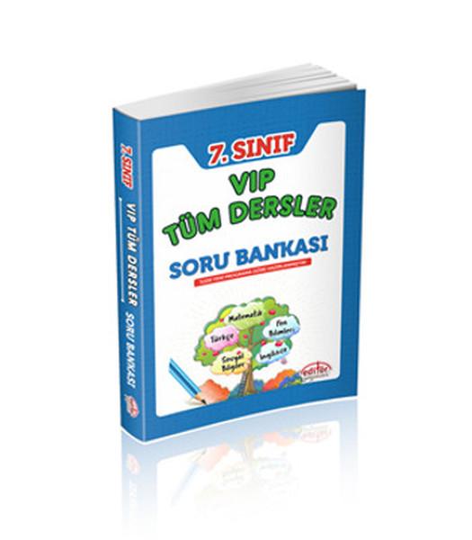 7. Sınıf VIP Tüm Dersler Soru Bankası.pdf