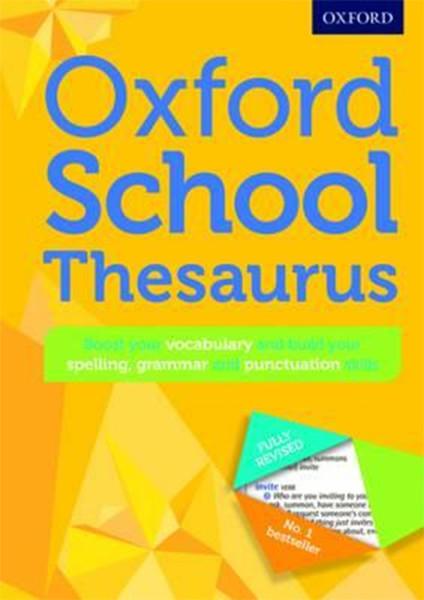 Oxford School Thesaurus (Oxford Thesaurus).pdf