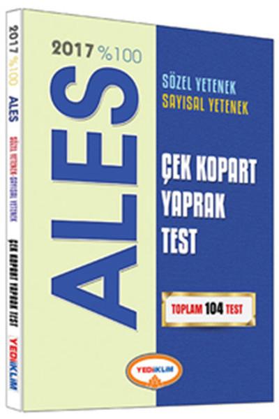 ALES Sayısal Sözel Yetenek Çek Kopart Yaprak Test.pdf