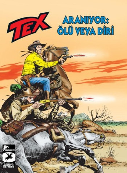 Tex Yeni Seri 29 - Aranıyor: Ölü Veya Diri - Korkusuzlar Kervanı.pdf