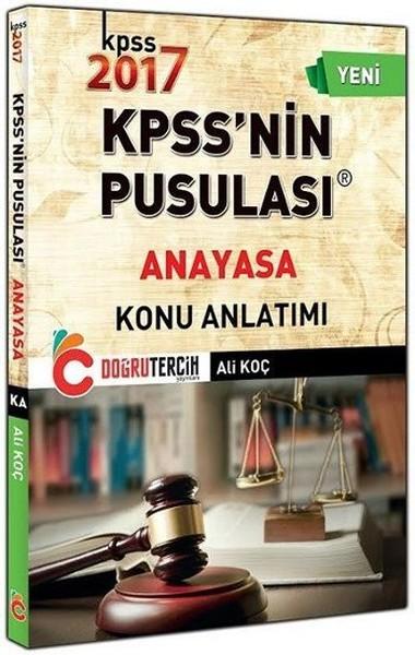 2017 KPSSnin Pusulası Anayasa Konu Anlatımlı.pdf