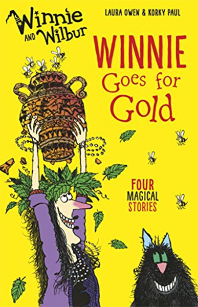Winnie and Wilbur: Winnie Goes for Gold.pdf