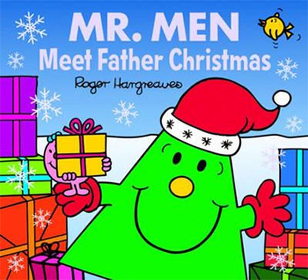 Mr. Men: Meet Father Christmas (Mr. Men & Little Miss Celebrations).pdf
