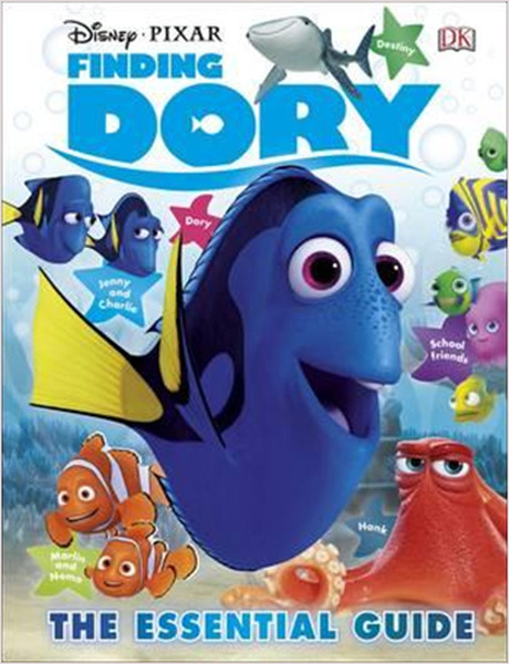 Disney Pixar Finding Dory The Essential Guide.pdf