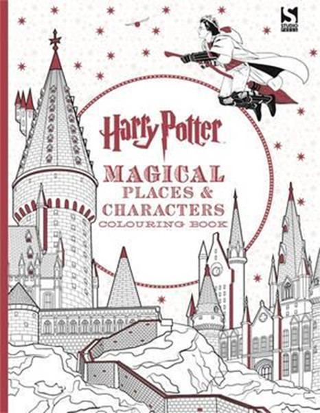 Harry Potter Magical Places and Characters Colouring Book.pdf