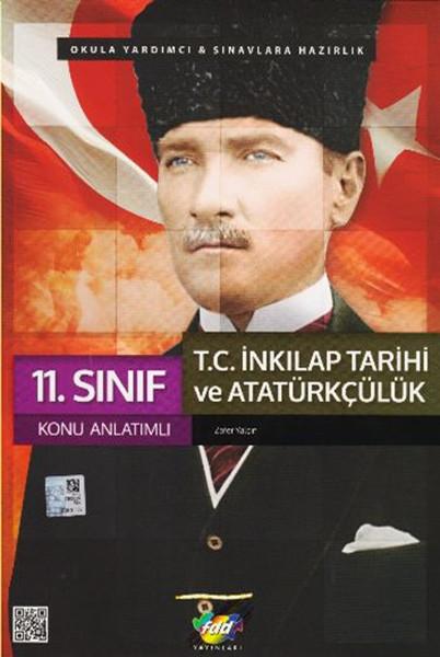 11. Sınıf İnkılap Tarihi ve Atatürkçülük Konu Anlatımlı.pdf