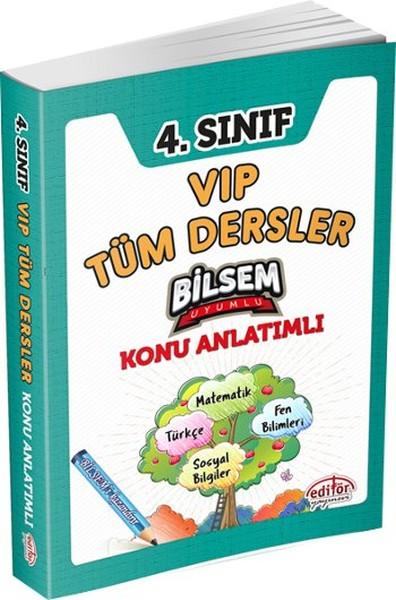 4. Sınıf VIP Tüm Dersler Konu Anlatımlı.pdf