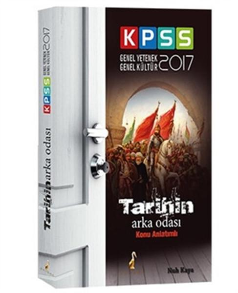 KPSS Tarihin Arka Odası Konu Anlatımlı 2017.pdf