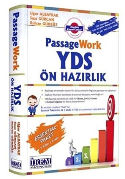 PassageWork YDS Konu Anlatımlı Ön Hazırlık 1-2-3 Seviye.pdf