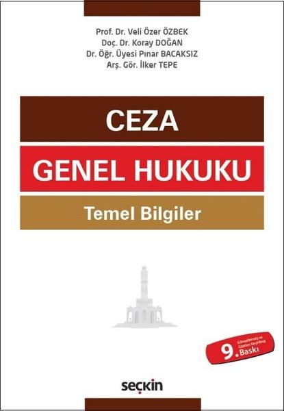 Ceza Genel Hukuku - Temel Bilgiler.pdf