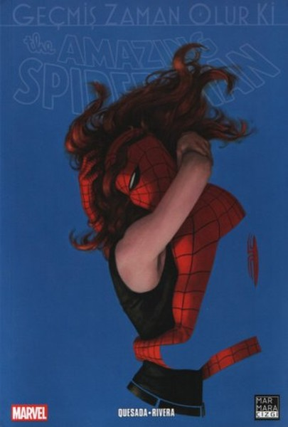 The Amazing Spider-Man Cilt 20 - Geçmiş Zaman Olur ki.pdf