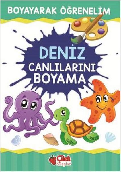 Boyayarak Öğrenelim - Deniz Canlılarını Boyama.pdf