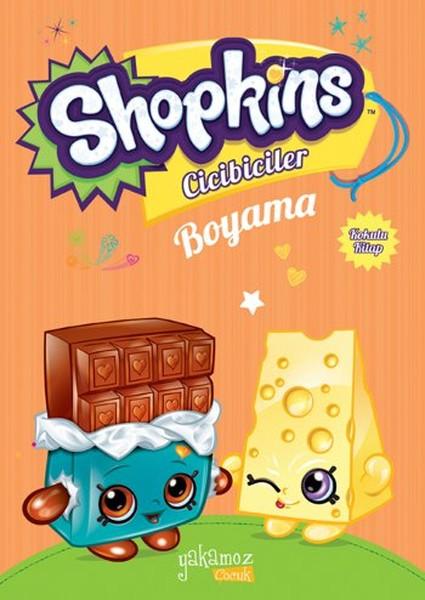 Shopkins Cicibiciler Boyama Kitabı-Turuncu.pdf